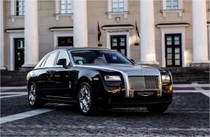 Rolls Royce Ghost nuoma su vairuotoju4